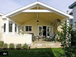 covered front porch plans porch and patio designs entrancing best 25 back porch designs