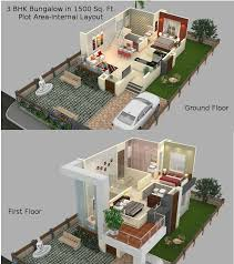 1500 sq ft bungalow floor plans internal layout and floor plan of bungalows and villas u2013 sri sri