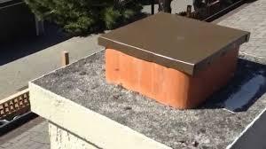 seal chimney flue top no critters save heat flue guru