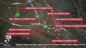 san jose unified district map san jose school district must shut elementary schools because of