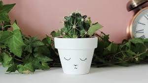 cat planter cat lover gift mini cat home decor cat plant