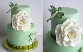 dragonfly cakes cake geek magazine