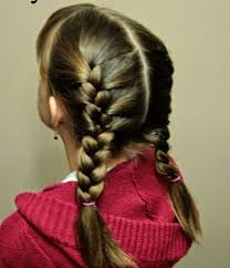 plated hair styles 30 easy cute hairstyles for school girls be with style