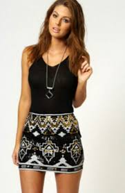 sequin skirt skirt sequins sparkle sequins black gold silver tank top