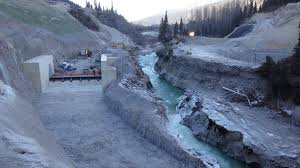 Bc Wildfire Boulder Creek by Firefighters Set Up At Temporarily Out Of Service Upper Lillooet
