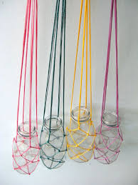 Simple Macrame Plant Hanger - 38 best images about knopen on macrame crafts and