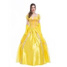 Belle Halloween Costume Adults Popular Belle Costumes Buy Cheap Belle Costumes Lots