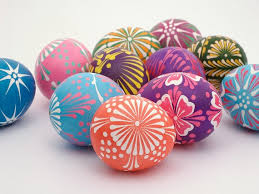 easter eggs for decorating 30 easy and creative easter egg decorating ideas moco choco