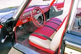 1960 Ford Falcon Interior 1960 Ford Station Wagon Hemmings Motor News