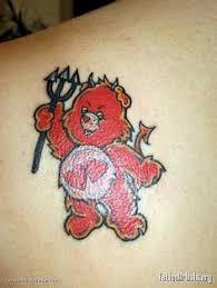 care bear tattoo sleeve care bears tattoo design on upper back