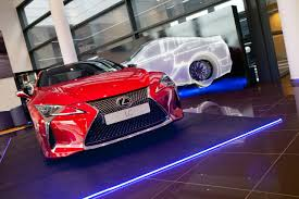 intersect by lexus dubai opening lexus madrid the first official dealer in europe to open an