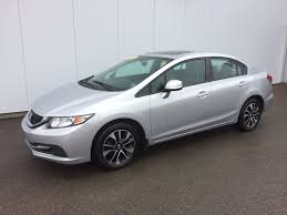 used 2013 honda civic sdn ex in port hawkesbury used inventory