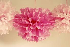 Pom Pom Decorations Tissue Paper Pom Poms For Your Wedding Diy Wedding Decor