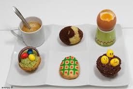 cuisine de paques le café gourmand de pâques la cuisine de carine
