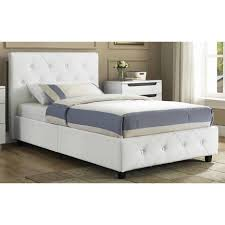 Queen Bed With Storage Bed Frames Twin Bed Frame With Storage White Bed Frame King