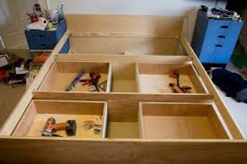 wood bed frame with drawers wood bed frame with drawers plans free woodworking plans projects
