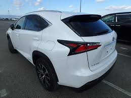 japanese used lexus nx 300h f sport 2015 suv for sale