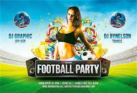 ffflyer download the best football flyer templates for photoshop