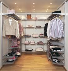 organise your clothing and shoe storage with a customised elfa