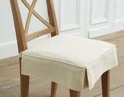 galette de chaise volants plats becquet