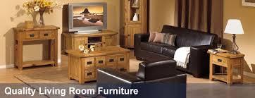 Oak  Pine Living Room Furniture Plymouth Devon - Oak living room sets