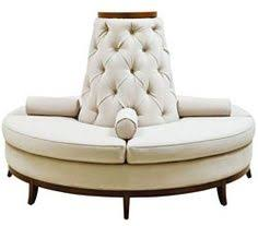 circle banquette settee lobby sofa 17 best round settee images on pinterest couches canapes and settees