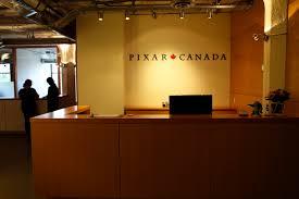 pixar offices take a tour through pixar canada