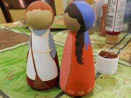 ordinary lovely tips for painting peg dolls for beginners by a