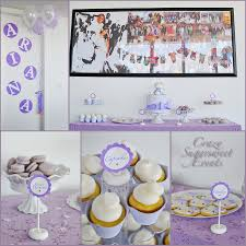 crazy sugarsweet events white purple