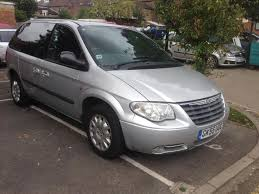 chrysler voyager 2006 for 1 900 00 uk cheap used cars