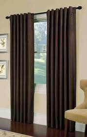 Chocolate Curtains With Valance Interior Design Inspirations With Tab Curtains Room Design Kids