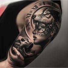 tattoos and permanent makeup
