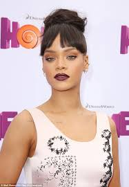 rihanna debuts new u0027flash tattoo u0027 line of glamorous temporary tats