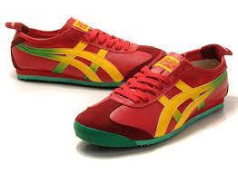 onitsuka tiger mexico 66 red yellow green 45122013459 89 50