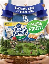 Toaster Strudel Designs Toaster Strudel Print Ad On Student Show
