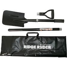 ridge ryder shovel 3 piece supercheap auto