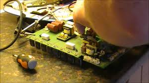 mitech ac dc 200 welder repair youtube