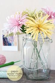 Making Flowers Out Of Tissue Paper For Kids - 20 diy paper flower tutorials how to make paper flowers