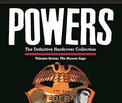 saga volume 7 powers the definitive hardcover collection vol 7 the bureau