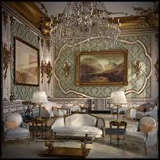 Second Empire Rococo Revival DesignerGirlee - Empire style interior design