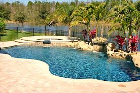 pictures of pools orlando daytona beach in ground swimming pool builders pool spa design