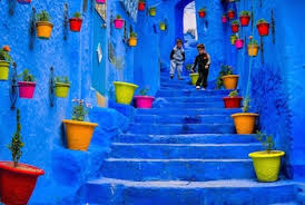 blue city morocco tour the rif mountains in chefchaouen your morocco travel guide