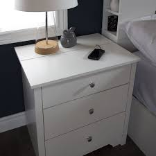 best 25 nightstand with charging station ideas on pinterest