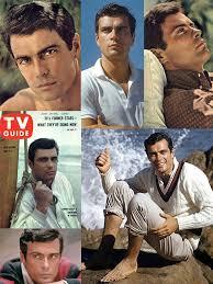 gardner mckay as u0027capt adam troy u0027 in adventures in paradise 1959