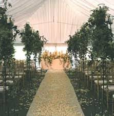 ivory aisle runner alpine party rentals products wedding items