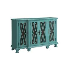 accent cabinet with glass doors accent cabinets large teal cabinet with glass doors photo