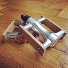 Recumbent Bike Desk Diy by My Homemade Bike Pedals Bicycles Pinterest Bike Pedals