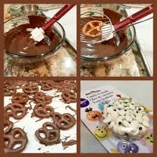 halloween pretzel chocolate covered pretzels bewitching kitchen