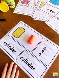 free printable shape playdough mats 3d objects you clever monkey