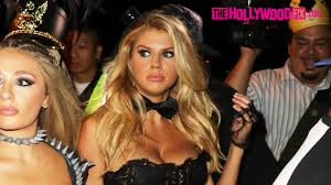 halloween lingerie charlotte mckinney wears lingerie to casamigos halloween party